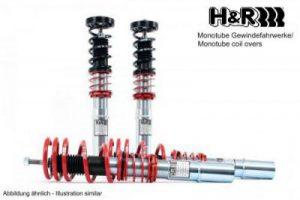 H&R Monotube Coiloversett